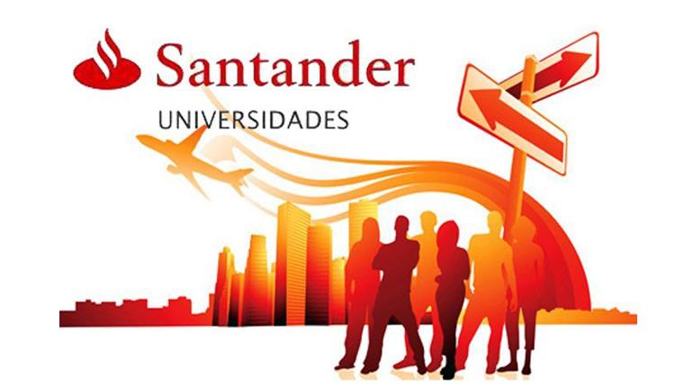 Santander oferece mais de 1.000 bolsas de estudo no exterior
