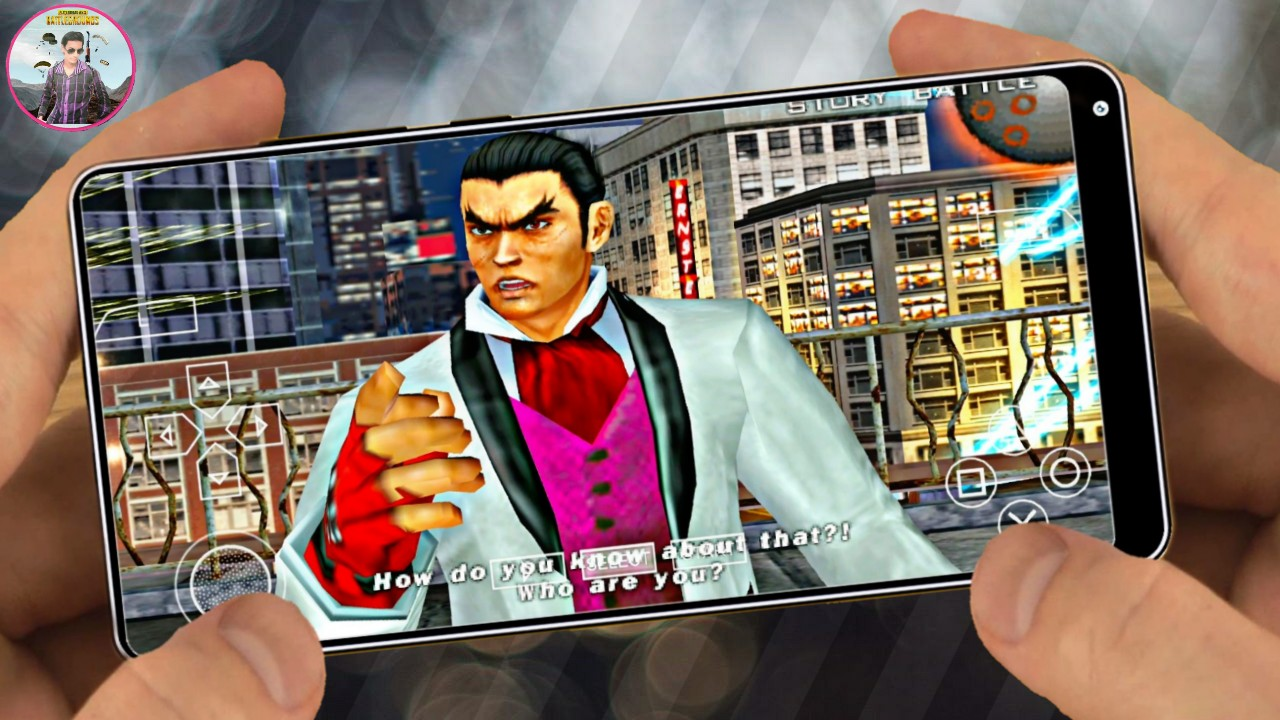 HOW TO DOWNLOAD INSTALL & PLAY TEKKEN-5 PSP ANDROID GAME | HIGHLY