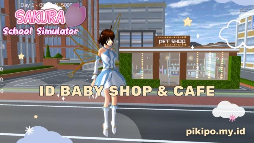 ID Pet Shop Di Sakura School Simulator