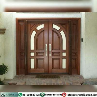 desain pintu rumah yang bagus