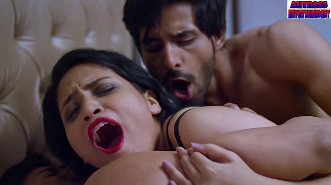 Manvi Chugh hard sex kissing scene - Woodpecker ep02,07 (2020) HD 720p