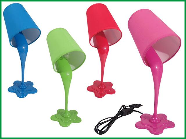 lampade da tavolo-design-idee regalo