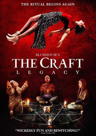 The Craft: Legacy 2020 BRRip 480p 300Mb Hindi-English
