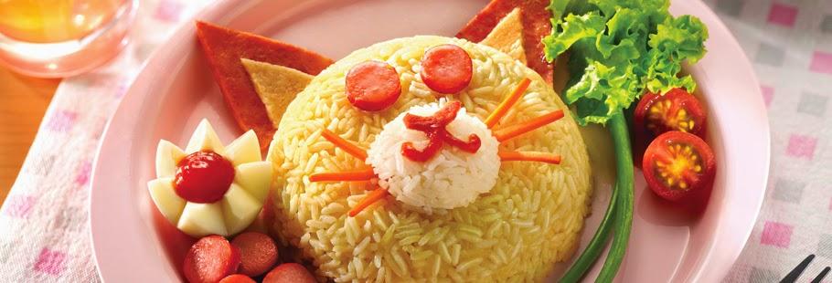 Nasi Goreng Sayur Sehat Untuk Anak - Anak [Gizi Lengkap ...