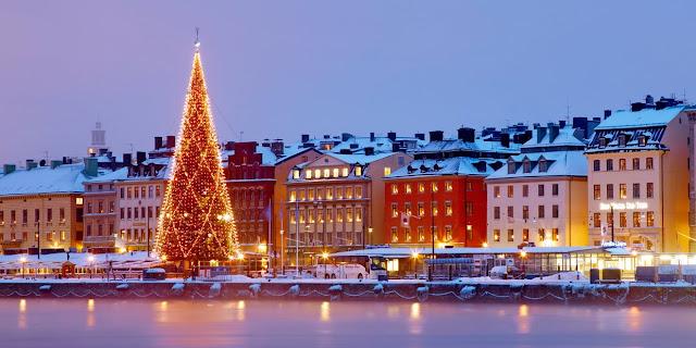 Stockholm Uçak Bileti