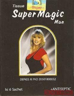 Harga Tissue Magic