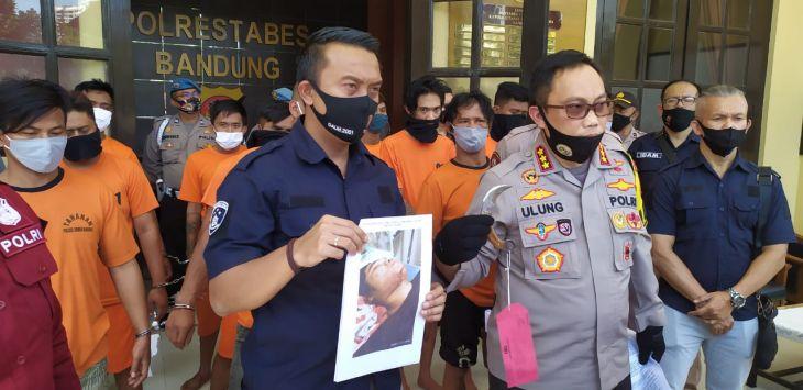 Polisi Tangkap Pelaku Pembacokan Tukang Bubur, Ternyata…