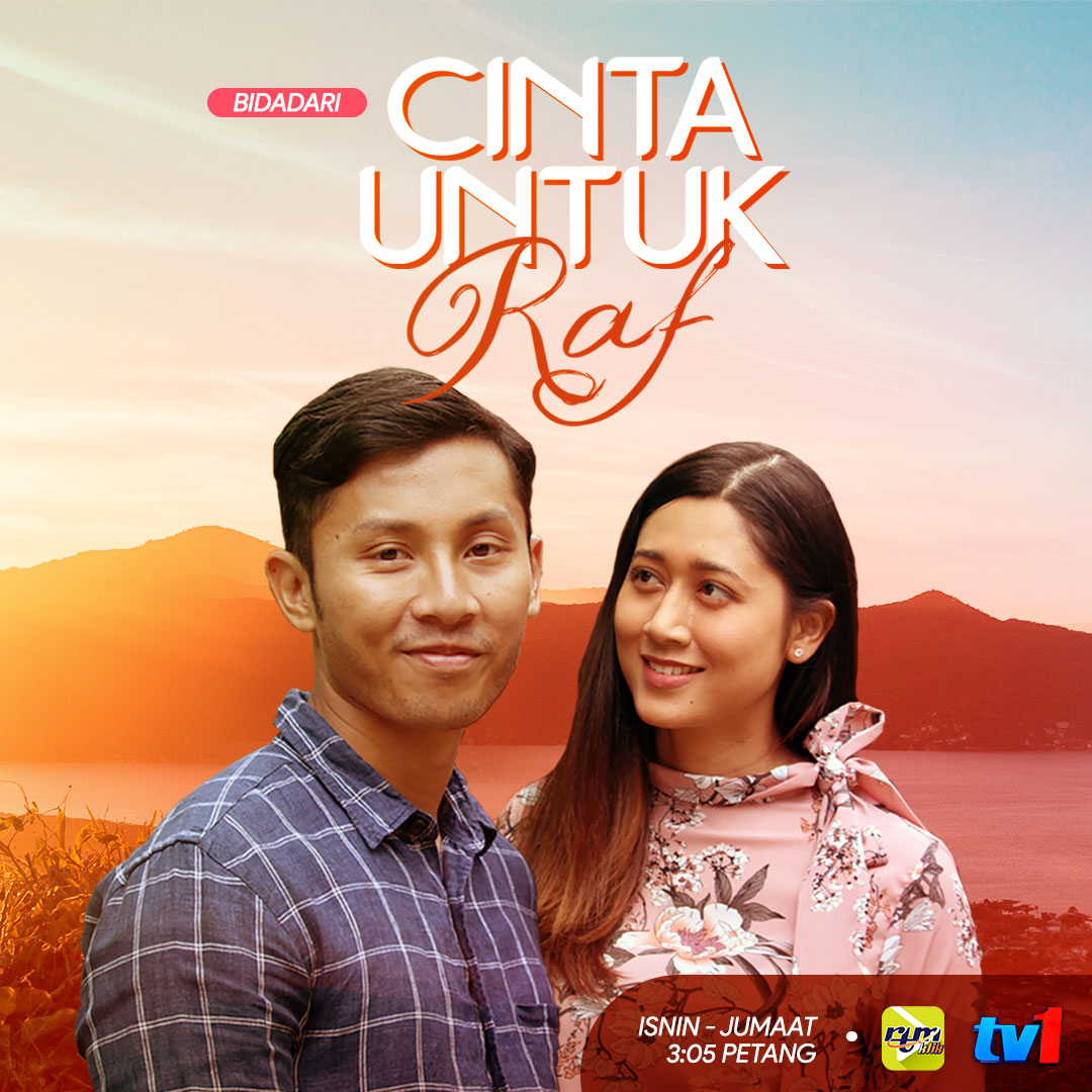 Tonton Cinta Untuk Raf 2021 (TV1) Streaming