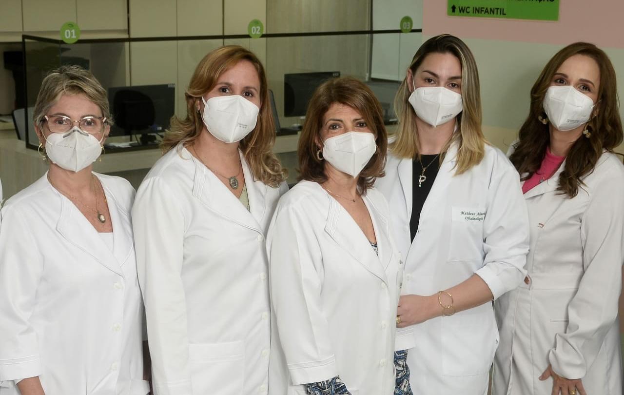 Hospital de Olhos Santa Luzia tem espaço específico para atendimento a crianças e pacientes com necessidades especiais