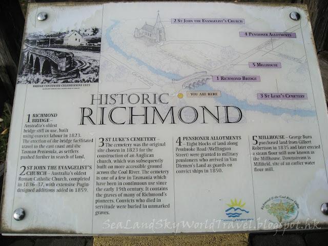 里奇蒙, tasmania, richmond