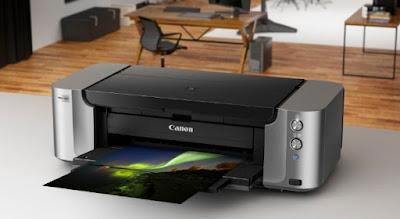 Canon Pixma Pro-100S Review - Free Download Driver