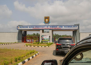 courses offered in oaustech, osustech