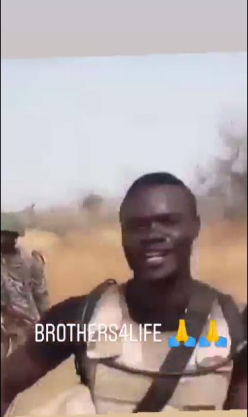"""""""We Are Able To Kill 700 Boko Haram, They Were Running Away"""" - Nigerian Soldiers"""
