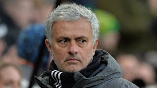 "Sport: Mourinho accused of taking ""blood money"""