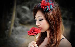 kenapa wanita menyukai bunga