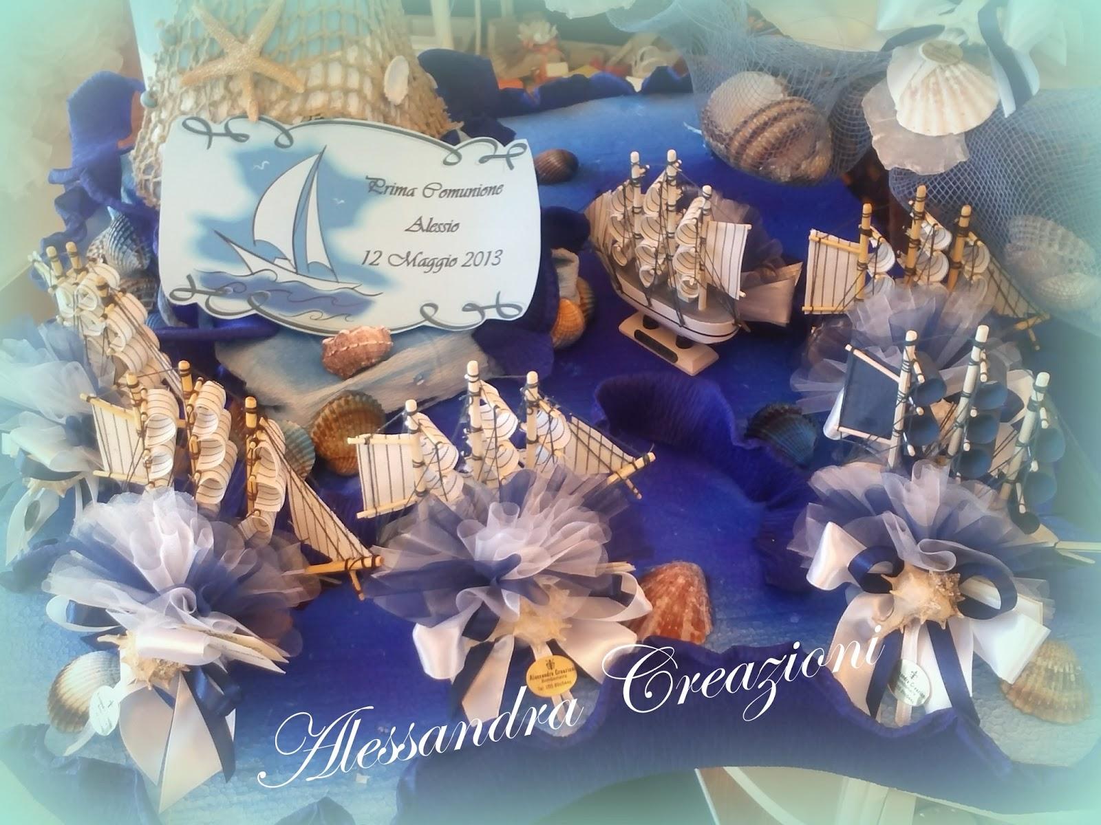 Estremamente Alessandra Creazioni: I Nostri Cesti Battesimo, Comunione e  HG27