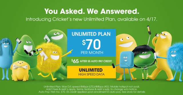 Cricket Wireless APN Settings Android, iPhone