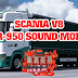 [1.37.x-1.38.x] Scania V8 R-950 Sound Greek Turbo ETS2 | Mod Âm Thanh Scania V8 R-950 Euro Truck Simulator 2