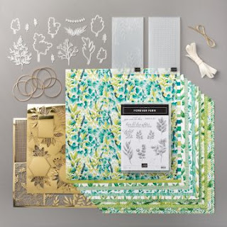 Forever Fern Collection from Stampin' Up!