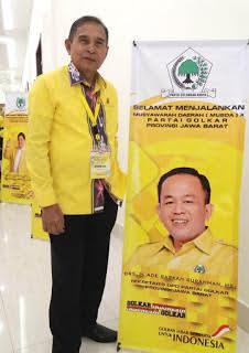 Beberapa Anggota DPRD Jabar Jadi Pengurus DPD Partai Golkar Jabar Periode 2020-2025