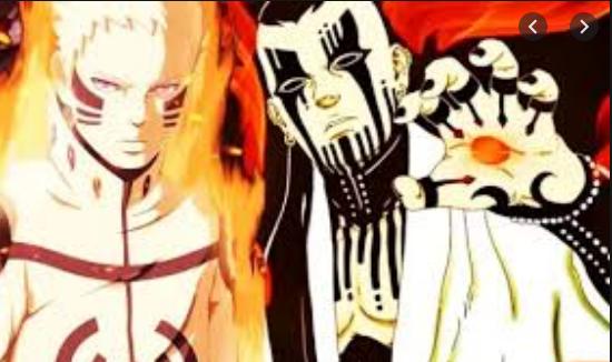 Naruto Learns About Jigen's Dark Interest in Boruto