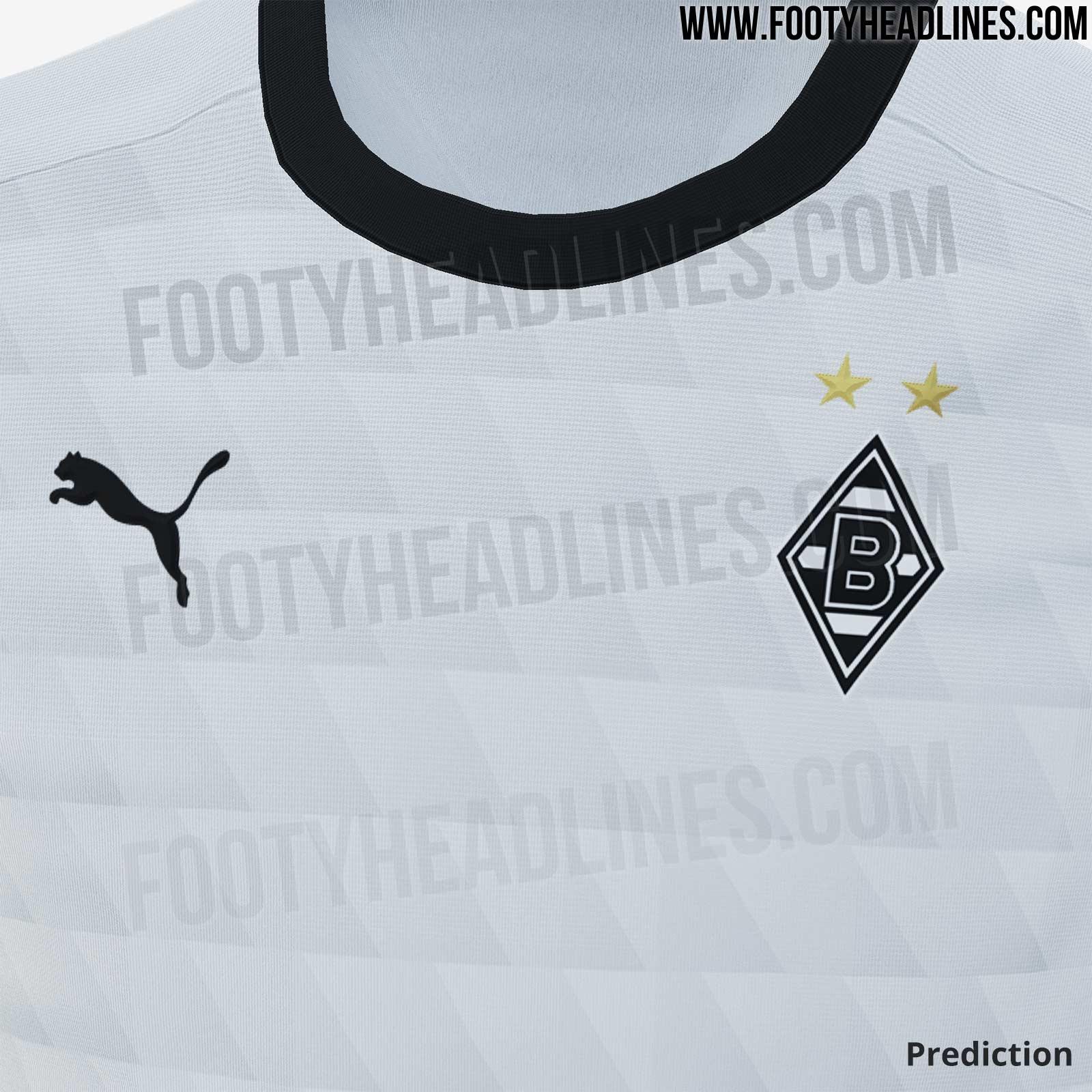 Gladbach Kit 20/21 / Gladbach 20-21 Away / Champions League Kit Released ... - Pes 2017 ...