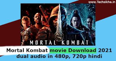 Mortal Kombat movie Download 2021
