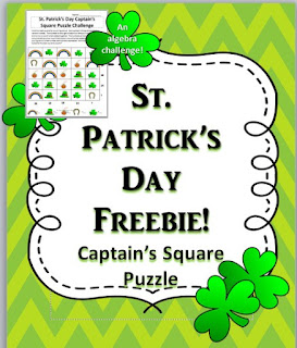 https://www.teacherspayteachers.com/Product/St-Patricks-Day-Freebie-For-Upper-Elementary-Math-Puzzle-2410856