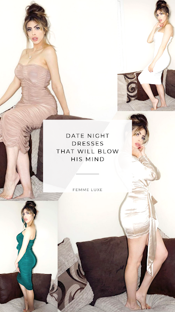FEMME LUXE PARTY DRESSES