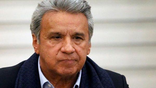 """Pdte. de Ecuador culpa a """"Correa y Venezuela"""" por protestas"""