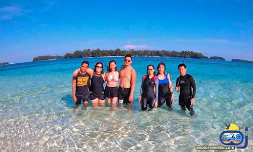 paket wisata pulau dolphin pulau kelapa
