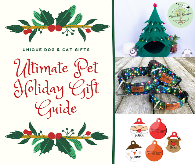Handmade holiday: The ULTIMATE holiday gift guide for your pet