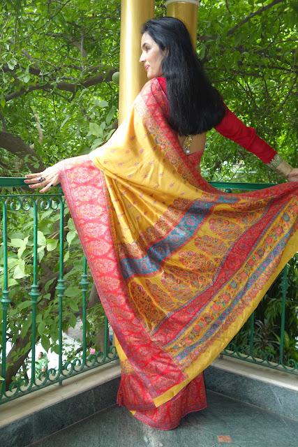 Kani sarees