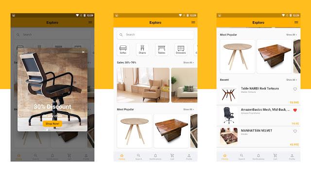 Flutter E-Commerce UI - 3