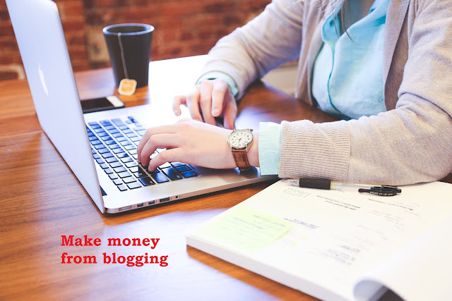 how to make money form blogging @Enat DigitalBiz