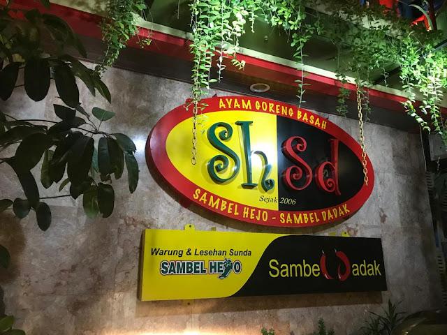 Sambel Hejo Sambel Dadak - Rumah Makan Sunda Djaman Doeloe yang Instagramable