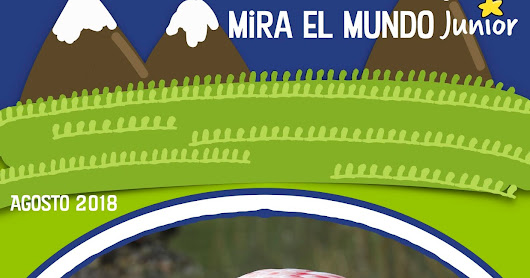 New Spanish-Language Magazine: Mira el Mundo Junior