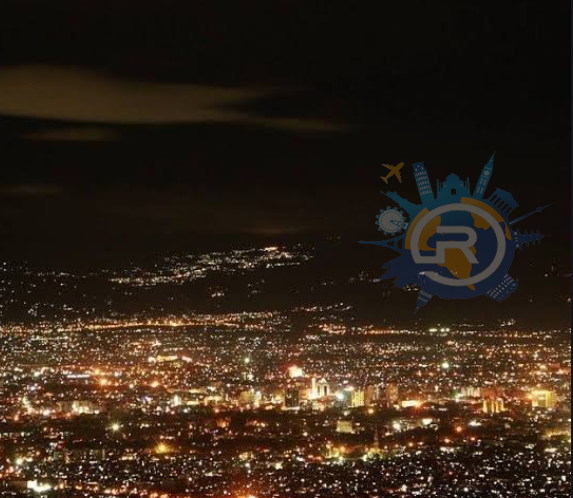 Wisata Malam Panorama di Caringin Tilu Bandung