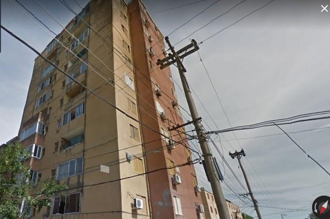 Las Flores II: un nene de cuatro años cayó al vacío desde un tercer piso
