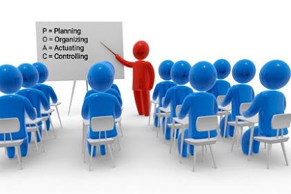 Contoh Penerapan P.O.A.C. pada Perusahaan