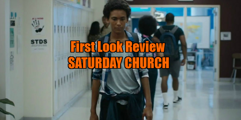 saturday church movie review