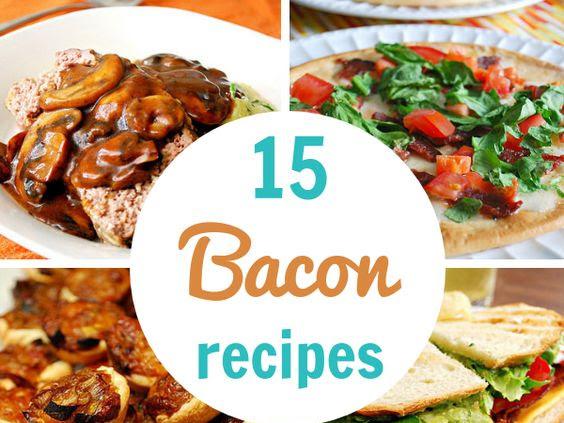 Round Up: Bacon Bonanza!