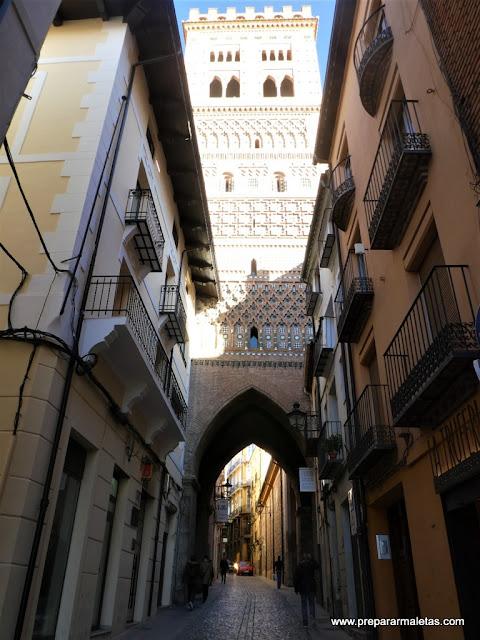 ruta de arte mudéjar en Teruel