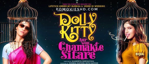 Dolly Kitty Aur Woh Chamakte Sitare (2019) WebDL 720p 480p GDrive Download