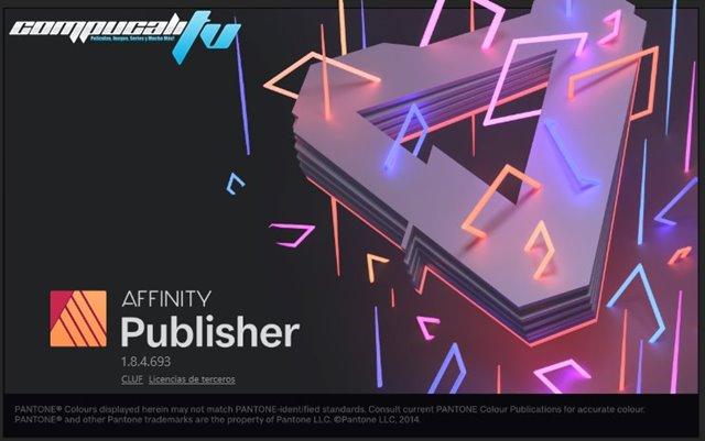 Serif Affinity Publisher Versión Full Español