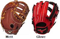 Sarung tangan (glove dan Mett)