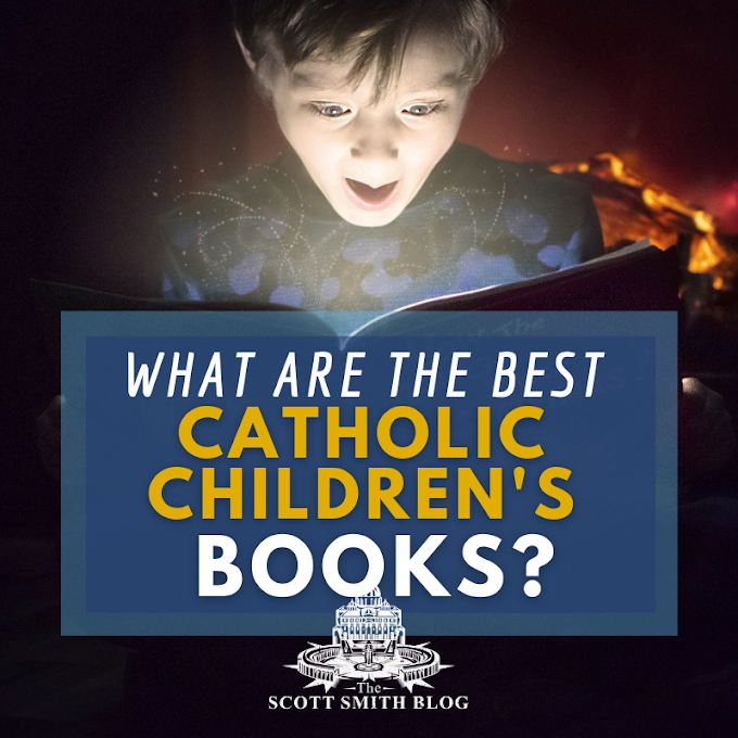 What are the Best Catholic Children's Books for Ages 5-9 and 10-15? Plus Book Reviews