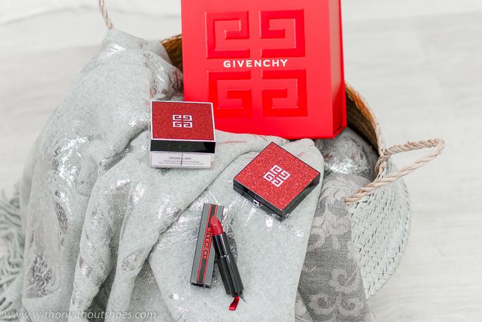 Red Line: La Colección de Maquillaje para la Navidad 2019 de Givenchy