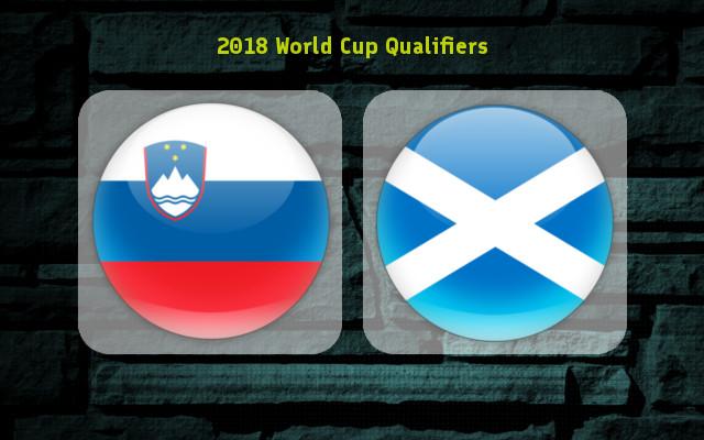Slovenia vs Scotland Full Match & Highlights 8 October 2017