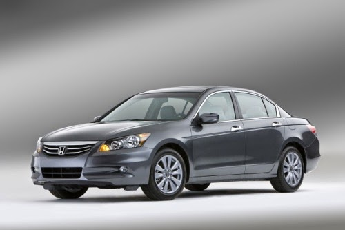 Carro popular da América Honda Accord